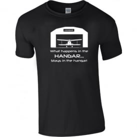 What Happens In The Hangar T-Shirt