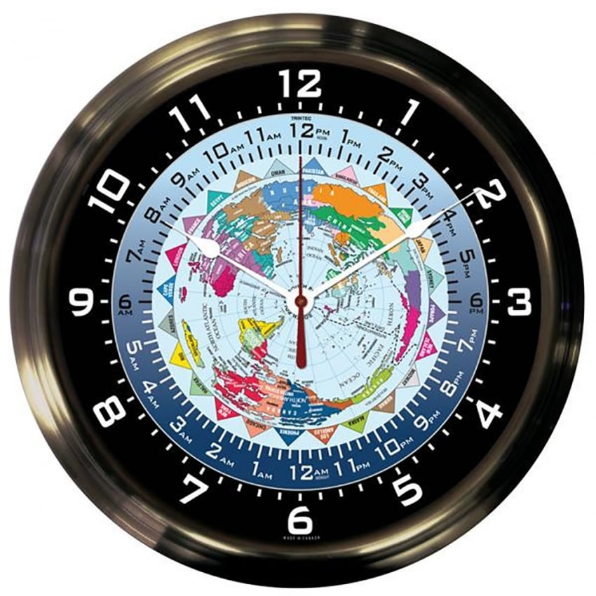 World Time 14