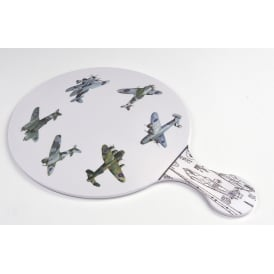 WW2 Planes Montage Chopping Board
