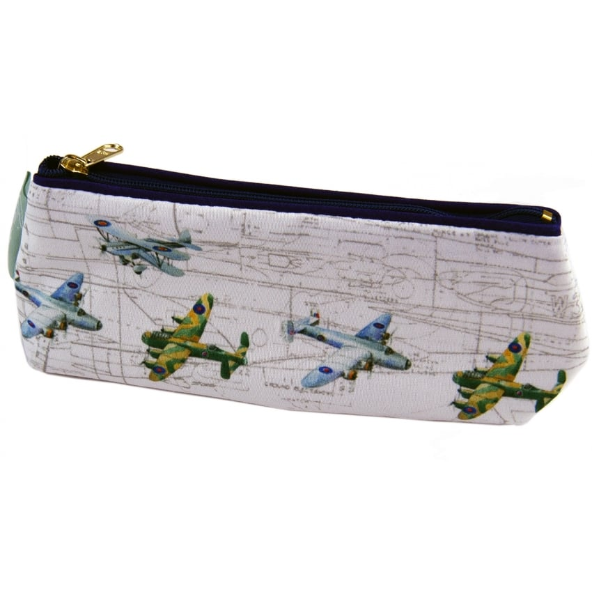 WW2 Planes Montage Cosmetic Bag