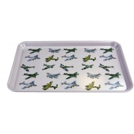 WW2 Planes Montage Large Kitchen Tray