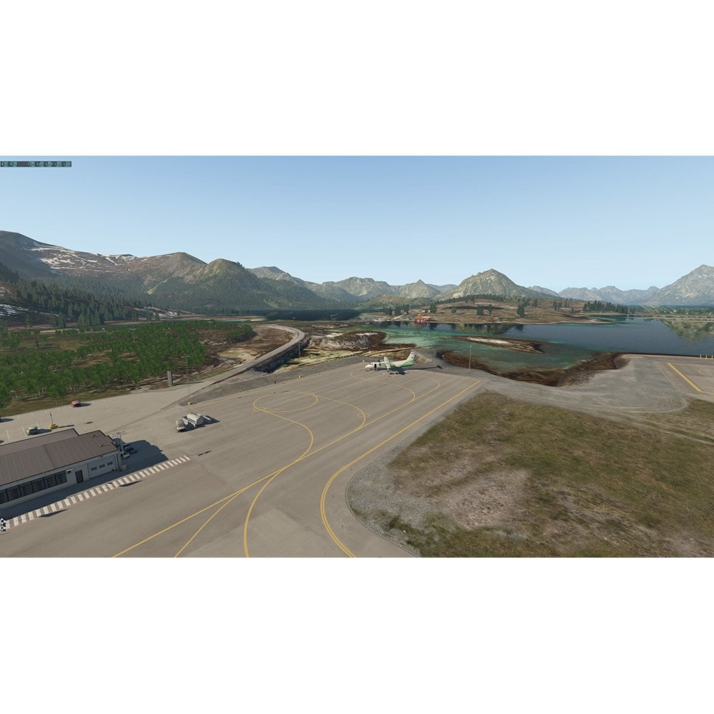 XPlane 11 with Aerosoft Airport Collection