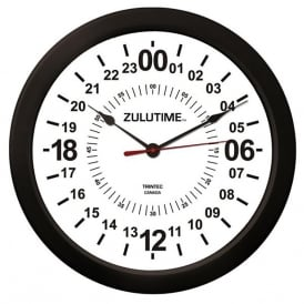 ZuluTime 24hr Clock- 14