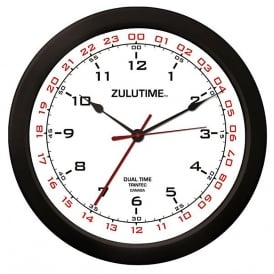 ZuluTime Dual Time Clock - 14